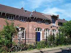 Stelling van amsterdam bewaringskampen politieke for Bakkerij amsterdam west
