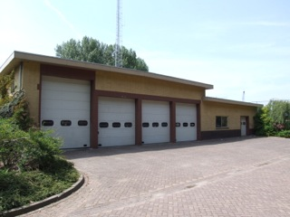 Sectorpark Sloten - afd. Materieel