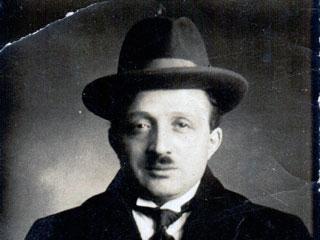 Portret van Salomon Caun.