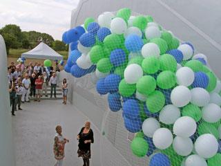 Ballonnen in de Vesting Weesp