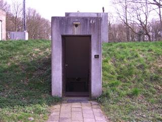 Toegang BB Commandopost Rijswijk