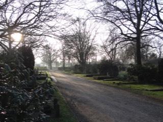 begraafplaats De Nieuwe Ooster in Amsterdam