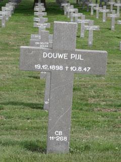 Graf van Douwe Pijl.