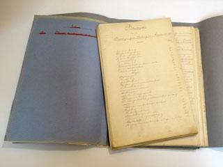 Geschiedenis Stelling: archiefdossier.